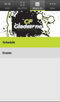 CF Gladstone poster