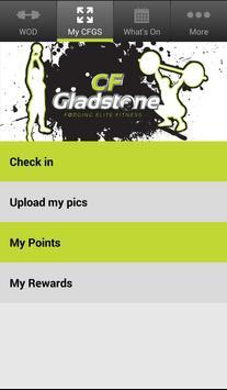 CF Gladstone apk screenshot