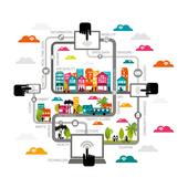 Sunshine Coast Smart City icon