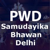 PWD Delhi Samudayika Bhawan icon