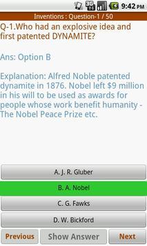 General Science 2018 MCQ Notes apk screenshot
