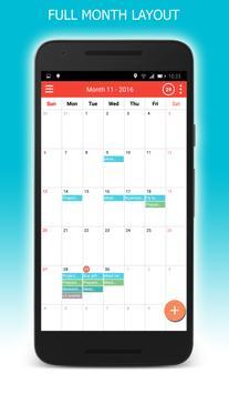 CalendarDC: Google Calendar sync and more poster