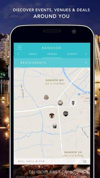 Venvast - Discover Bangkok poster