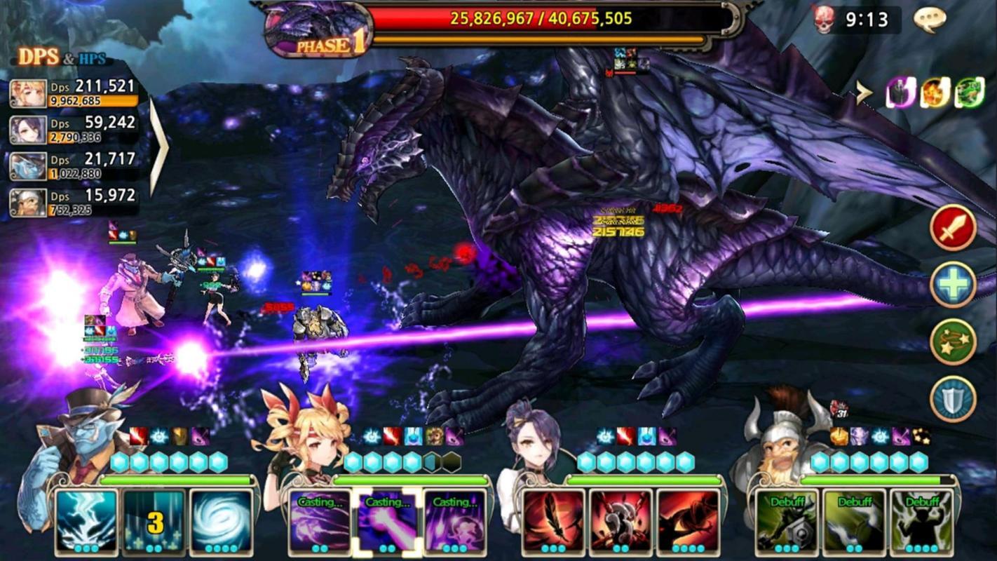 King's Raid Descarga APK - Gratis Juegos de rol Juego para