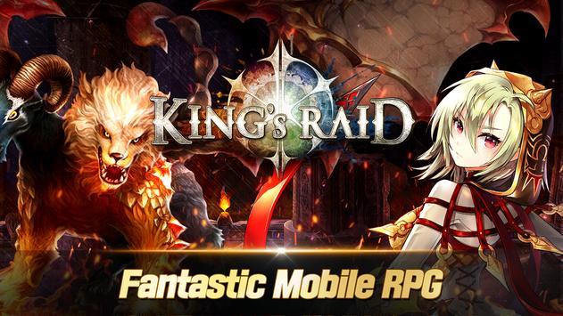 King's Raid ポスター