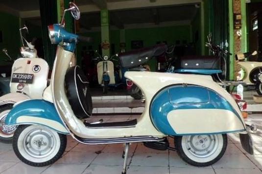 scooter modified vespa sprint screenshot 4