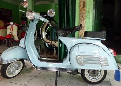 scooter modified vespa sprint screenshot 3