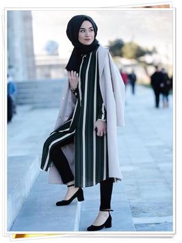 cute hijab fashion styles poster