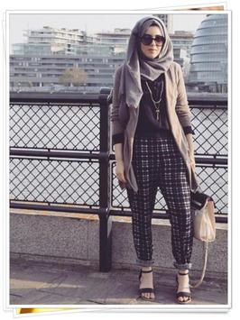 cute hijab fashion styles screenshot 1