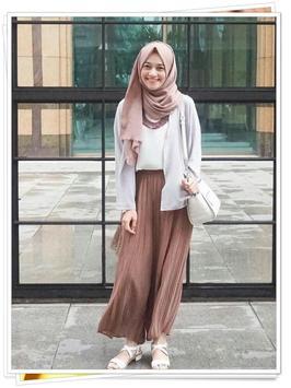 cute hijab fashion styles screenshot 2