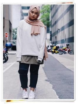 cute hijab fashion styles screenshot 7