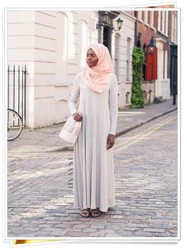 cute hijab fashion styles screenshot 4