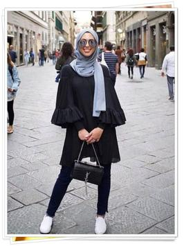 cute hijab fashion styles screenshot 5