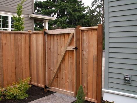 gate and fences ideas screenshot 4