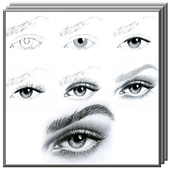 Drawing Eyes Tutorials icon