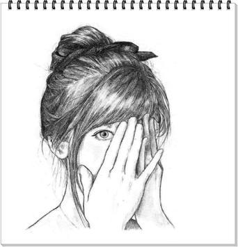 Drawing Realistic Hair screenshot 2