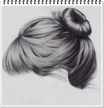 Drawing Realistic Hair screenshot 6