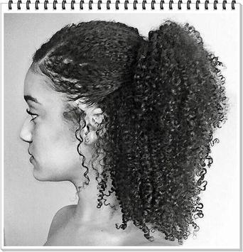 Drawing Realistic Hair screenshot 9
