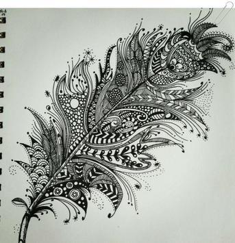 drawing zentangle art screenshot 3