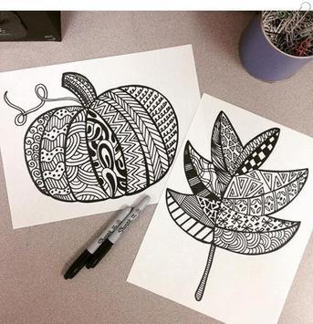 drawing zentangle art screenshot 10