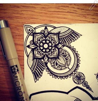 drawing zentangle art screenshot 11