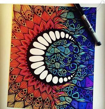 drawing zentangle art screenshot 2