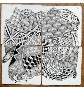drawing zentangle art screenshot 6