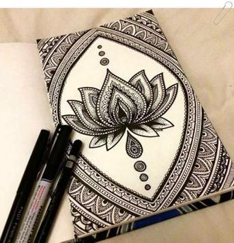 drawing zentangle art screenshot 8