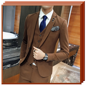 Formal Men Shirt Suits icon