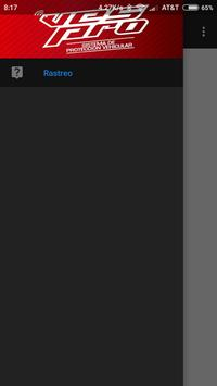 VESPRO TRACK apk screenshot
