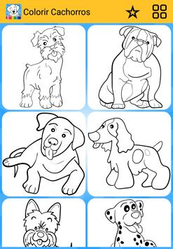 colorir cachorros apk download free educational game for android