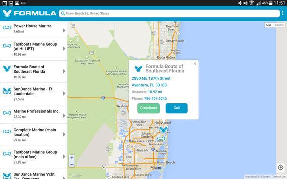 Formula Dealer Locator screenshot 3