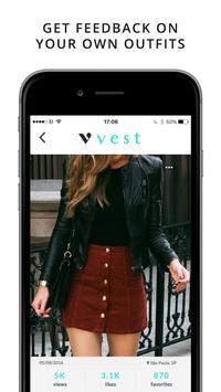 Vest apk screenshot