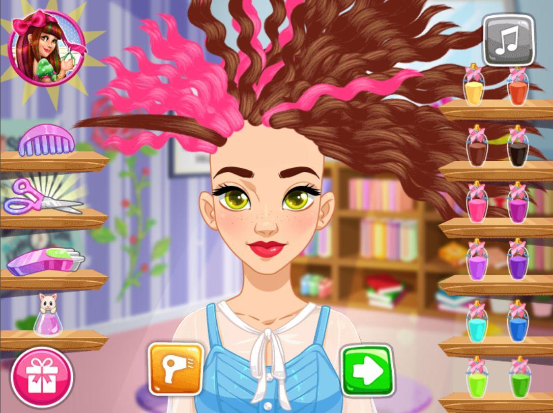 Juegos De Maquillar Y Vestir Y Peinar For Android Apk Download