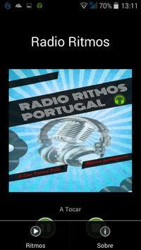 Radio Ritmos Portugal screenshot 1