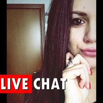 random live video chat people Tips poster