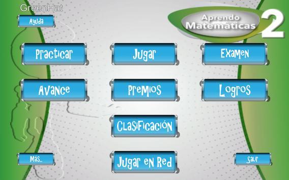 AV Matemáticas Sec2 screenshot 1