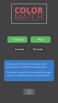 Color Match screenshot 1