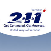 Vermont 2-1-1 icon