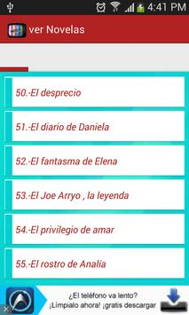 ver Novelas apk screenshot