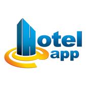 Hotel@app icon