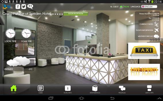 Hotel@app apk screenshot