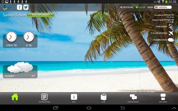 Travel@app poster