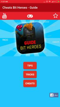 Cheats Bit Heroes - Guide poster