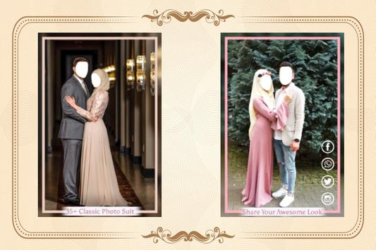 Muslim Couple Photo Suit poster