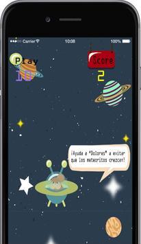 Dolores una ardilla espacial apk screenshot