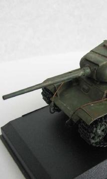 Wallpapers Heavy Tank KV 1C poster