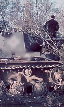 Wallpapers Heavy Tank KV 1C apk screenshot