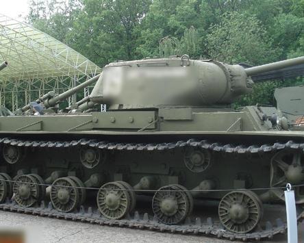 Wallpapers Heavy Tank KV 1C screenshot 3