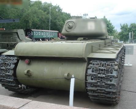 Wallpapers Heavy Tank KV 1C screenshot 4